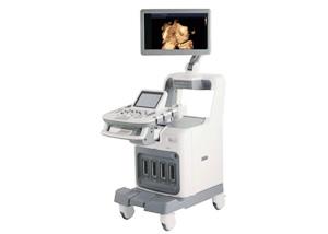 経腹超音波検査画像